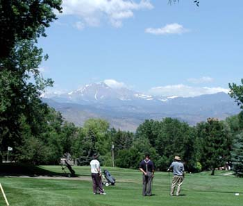 Golf Course Communities and Listings