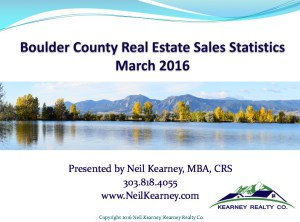 Sales for the 1st Quarter Down 14% in Boulder County
