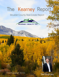 The Kearney Report – Third Quarter 2016