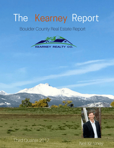 The Kearney Report 3rd Quarter 2017