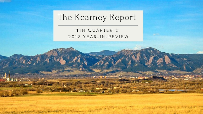 The Kearney Report – 4th Quarter 2019