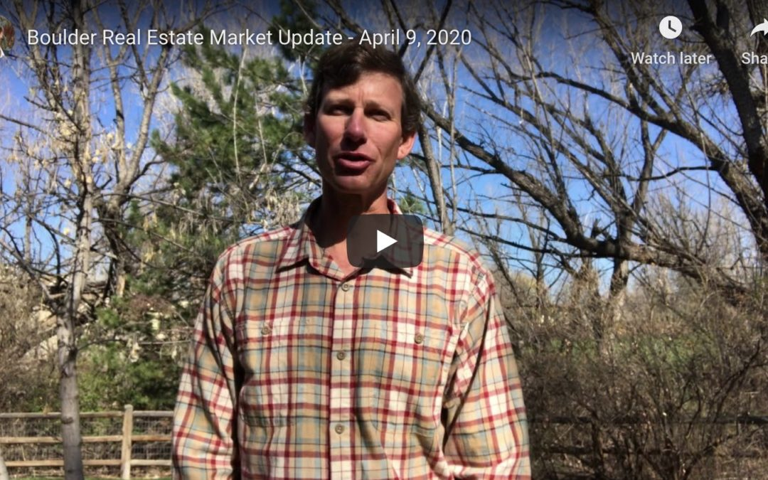 Market Update April 9, 2020