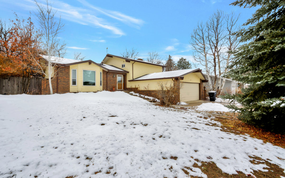 3307 Lakeview Circle Longmont $535,000 Under Contract