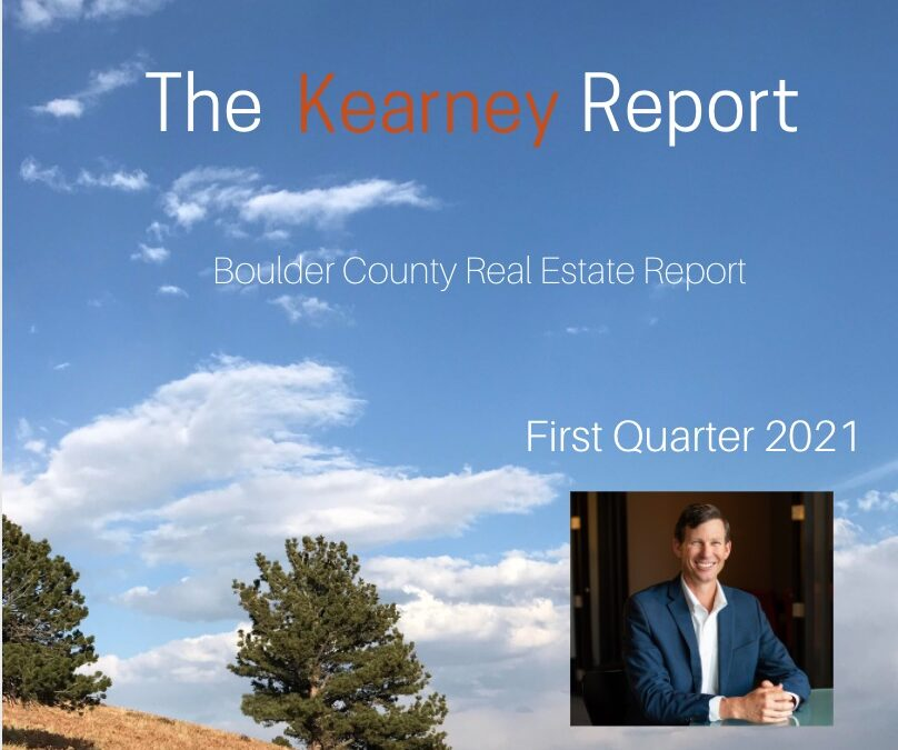 The Kearney Report – First Quarter 2021